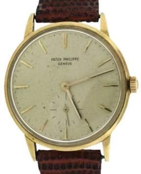 Patek Philippe Calatrava 3425J Automatic Vintage 34mm Mens Watch