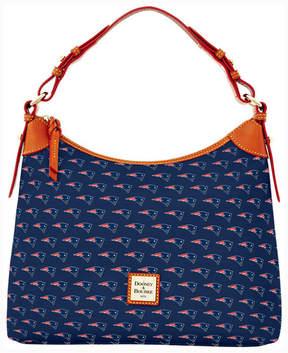 Dooney & Bourke New England Patriots Hobo Bag - NAVY - STYLE