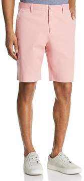 Bloomingdale's The Men's Store at Twill Regular Fit Shorts - 100% Exclusive