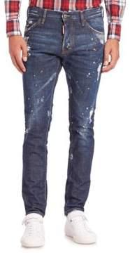 Viktor & Rolf Cool Guy Washed Jeans