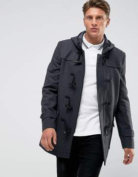 French Connection Duffle Coat with Hood
