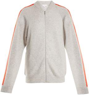 Amanda Wakeley Zip-through cashmere sweater