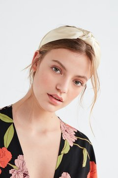 Urban Outfitters Top Knot Headband