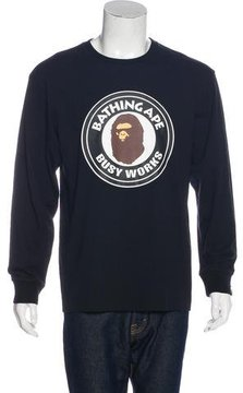 A Bathing Ape Busy Works Graphic T-Shirt