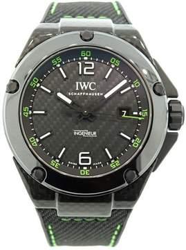 IWC Ingenieur IW322404 Carbon Fiber Automatic Mens Watch