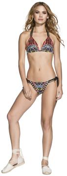 Agua Bendita 2017 Bendito Masai Bikini Top AF50997T1T