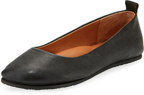 Gentle Souls Dana Leather Ballerina Flat