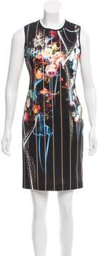 Clover Canyon Sleeveless Digital Print Dress w/ Tags