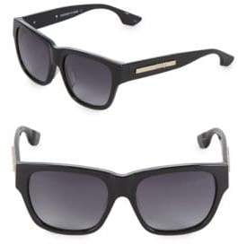 McQ 54MM Round Sunglasses