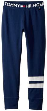 Tommy Hilfiger Sueded Fleece Pants Girl's Casual Pants