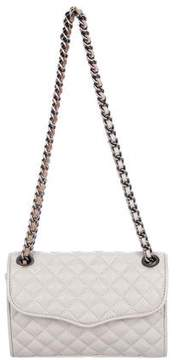 Rebecca Minkoff Quilted Leather Affair Bag - GREY - STYLE