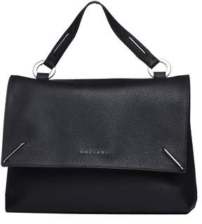 Orciani Black Handbags