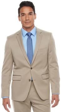 Apt. 9 Men's Premier Flex Extra-Slim Fit Tan Suit Coat