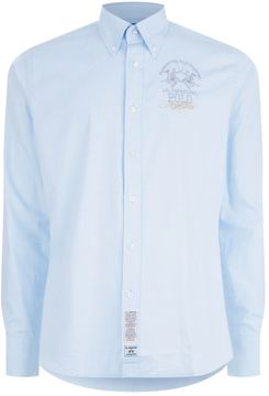 La Martina Oxford Stretch Shirt