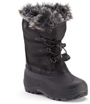 Kamik Powdery Girls' Waterproof Winter Boots