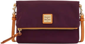 Dooney & Bourke Miramar Foldover Zip Crossbody
