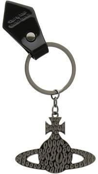 Vivienne Westwood Gadget Hammered Orb Gunmetal