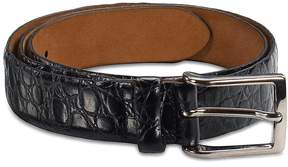 Brooks Brothers Alligator Dress Belt
