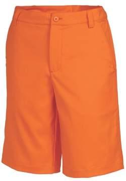 Puma Junior Tech Short Jrs Vibrant Orange Xl