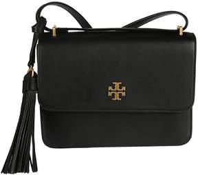 Tory Burch Brooke Shoulder Bag - BLACK - STYLE
