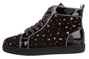 Christian Louboutin Louis Clair De Lune Sneakers w/ Tags
