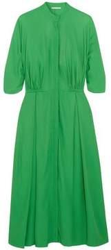 Emilia Wickstead Moya Twill Midi Dress