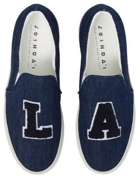 Joshua Sanders Women's Slip-On Sneaker