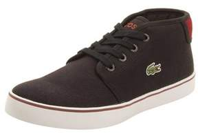 Lacoste Youth Ampthill 116 Sneakers In Black.