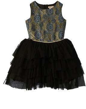 Nanette Lepore Girls' Lace Dress