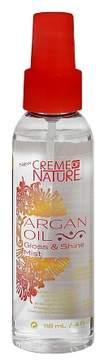 Creme Of Nature Argan Oil Hair Gloss & Shine Mist