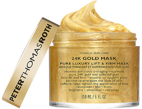 Peter Thomas Roth 24K Gold Mask.