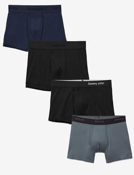 Tommy John Fabric Sampler Trunk 4 Pack
