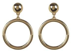 BaubleBar Open Circle Drop Earrings
