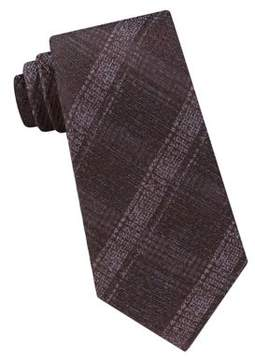 MICHAEL Michael Kors Briarcliff Check Silk Tie