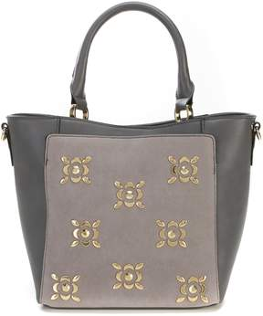 Kate Landry Vale Studded Satchel