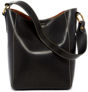 Frye Harness Leather Bucket Bag