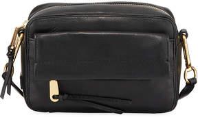 Cole Haan Kathlyn Leather Camera Crossbody Bag, Black