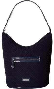 Vera Bradley Piper Hobo Hobo Handbags - CLASSIC NAVY - STYLE