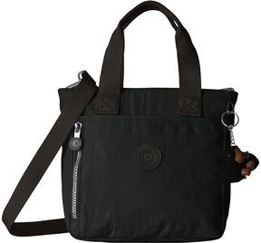 Kipling Alexios Cross Body Handbags - BLACK - STYLE