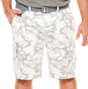 Co THE FOUNDRY SUPPLY The Foundry Big & Tall Supply Relaxed Fit Twill Cargo Shorts Big and Tall