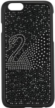 Swarovski Swan Black iPhone 6 Case