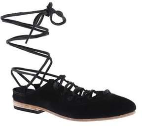 Freebird By Steven Women's Enya Ghillie Lace Shoe.
