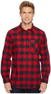 Jack Wolfskin Red River Shirt Men's Clothing