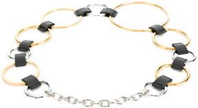 Marni round link belt