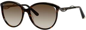 Safilo USA Dior Metal Eyes 1 Wayfarer Sunglasses