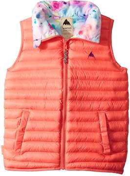 Burton Flex Puffy Vest Girl's Vest