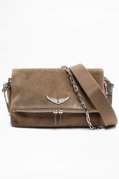 Zadig & Voltaire Rocky Suede Bag
