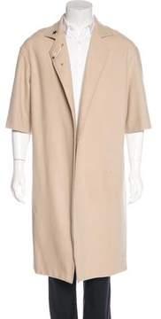 Fear Of God 2015 Wool Overcoat