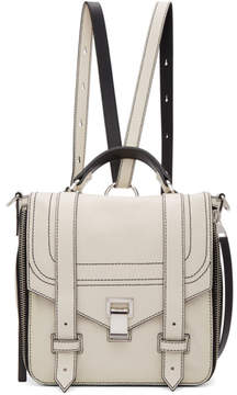Proenza Schouler White PS1and Zip Backpack
