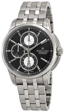 Maurice Lacroix Maurice Pontos Chronograph Gray Dial Men's Watch